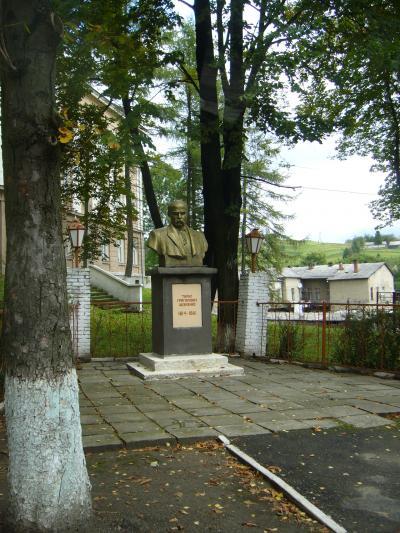 Taras Schewtschenko - ukrainischer Dichter (1814-1861)