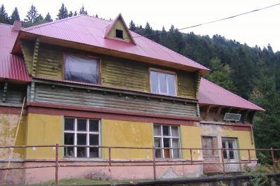 Bahnhof Ust-Chorna 2007