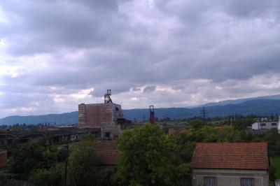 Salzbergwerk Solotvino