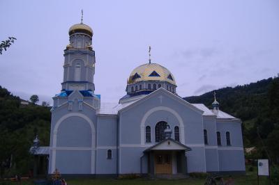 Kirche in Lopukhovo