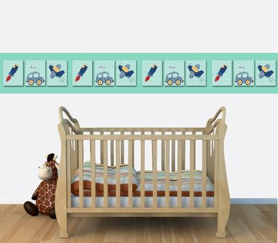 cenefas para bebes