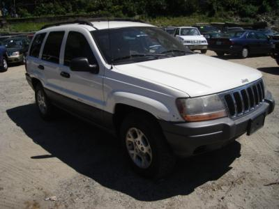 Impor Export Paola Gonzalez E I R L Jeep Cherokee Blanca