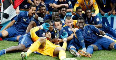 Francia se coróna campeón