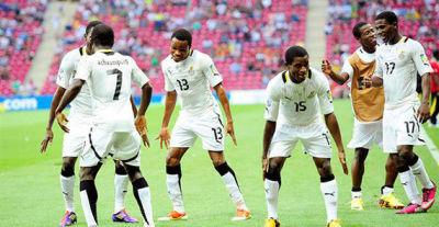 Ghana y su conquista
