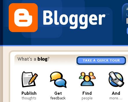 Google Blogger Nedir?