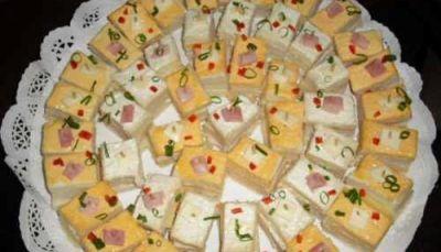 Innovandoenlasfiestas galeria for Canape de jamon y queso