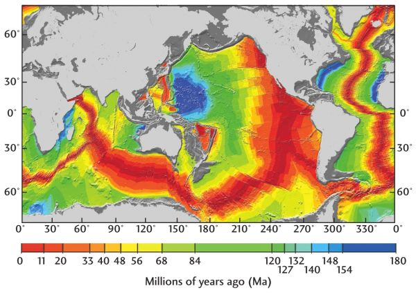 Evolution and geological planet formation plate tectonics although it is veryfied by remnants of paleozoic ocean floors wont be able to make really good models of the smaller permian earth sciox Images