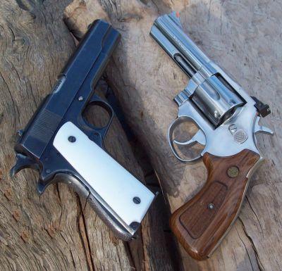 39 39 instrucci n armas y tiro 39 39 armas de apoyo para caza - Pistola para lacar ...