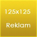 125x125 Reklam Ver Baner Alanı