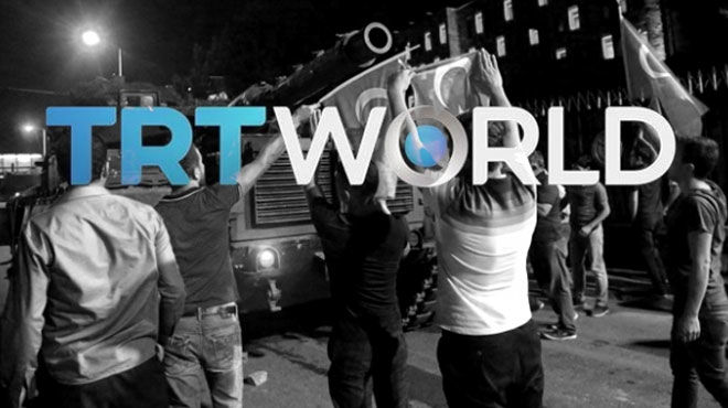 15 Temmuz Kutlu Olsun Kartları TRT World