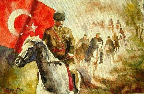 19 Mayıs Atatürk'ü Anma Gençlik ve Spor Bayramı kutlu olsun