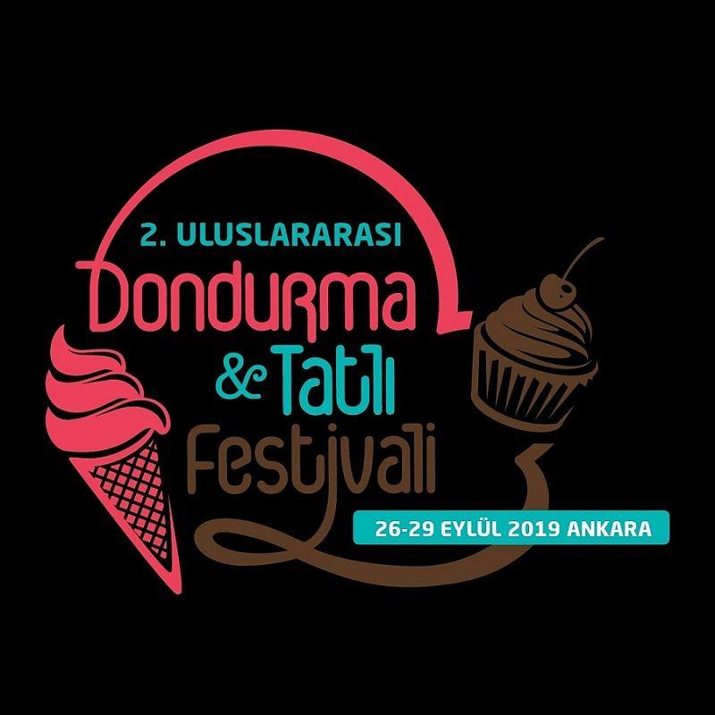 2.Dondurma ve Tatlı Festivali Ankara 2019