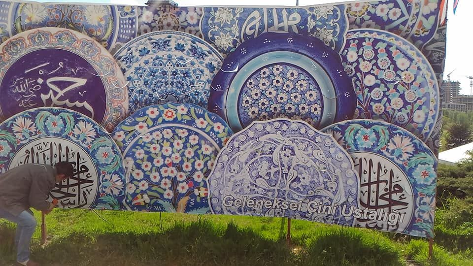 Somut Olmayan Kültürel Miras Tanıtım Günleri 2019 GELENEKSEL ÇİNİ USTALIĞI