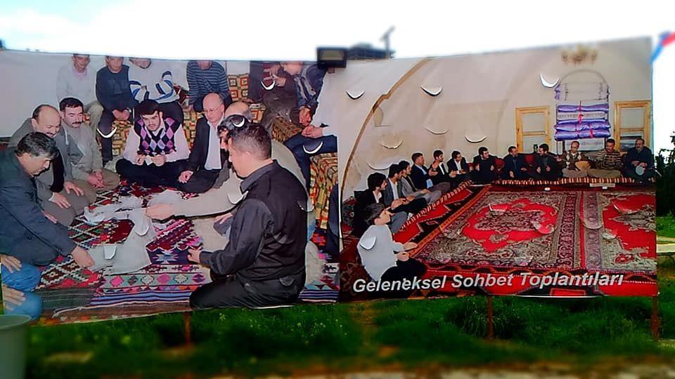 Somut Olmayan Kültürel Miras Tanıtım Günleri 2019 GELENEKSEL SOHBET TOPLANTILARI