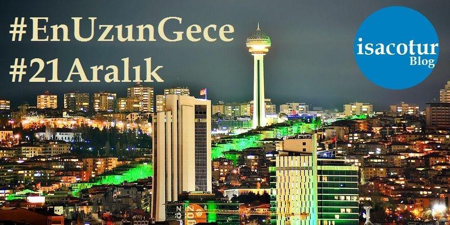 21 Aralık En Uzun Gece Ankara, 21 Aralık En Uzun Gece Kartpostalları