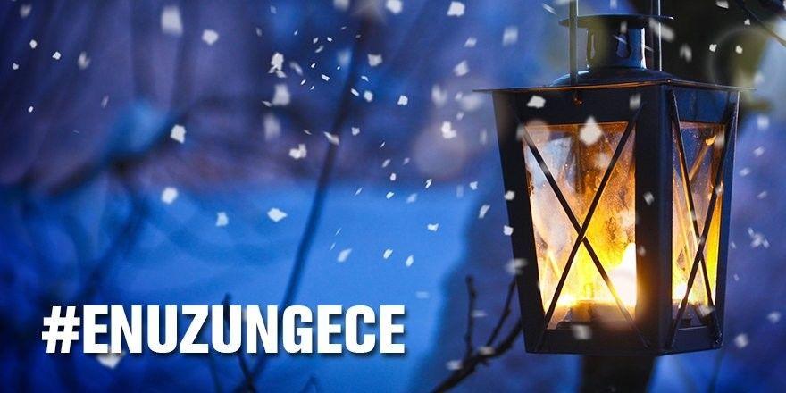 En Uzun Gece feneri, 21 Aralık En Uzun Gece Kartpostalları
