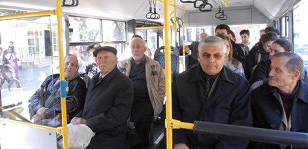 65 Yaş Emekli ve Yaşlılara Özel AnkaraKart