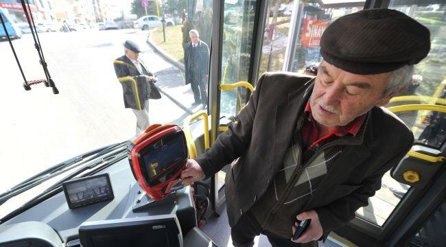 65 Yaş Emekli ve Yaşlılara Özel Ankara Kart