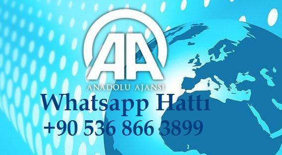 AA Whatsapp İhbar Hattı