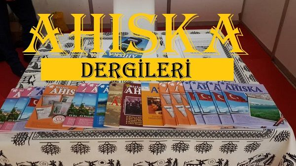 Ahıska Türkleri Dergileri