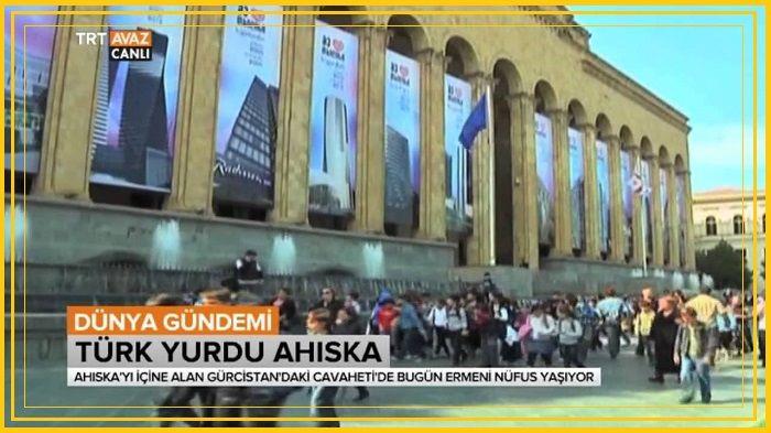 TRT Avaz Ahıska Türkleri Belgeseli