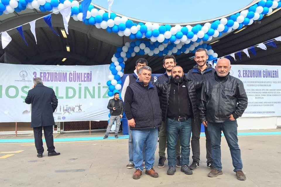 """Akm Fuarı Temizlik Firması """"Su Temizlik"""" 3.Erzurum Günlerinde"""