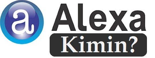 Alexa Widget Kimin