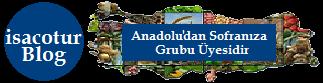 Bu site Anadolu'dan Sofranıza Grubu Üyesidir