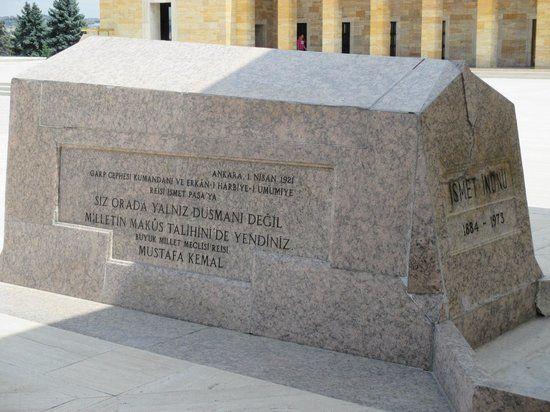 Anıtkabir İsmet İnönü Mezarı