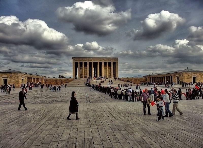 Anıtkabir Gezisi Ankara