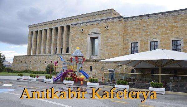 Anıtkabir Kafeteryası ve Çocuk Parkı