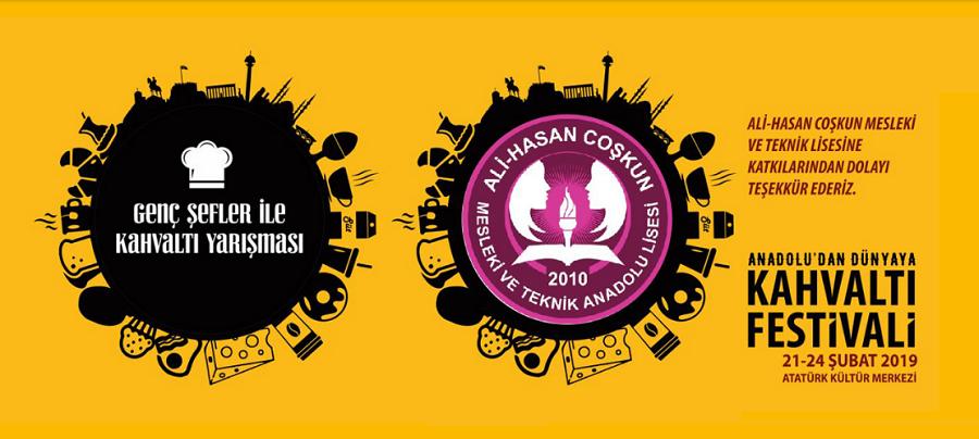 Genç Şefler ile Kahvaltı Yarışması Ankara Kahvaltı Festivali Etkinlik Takvimi 22 Şubat 2019