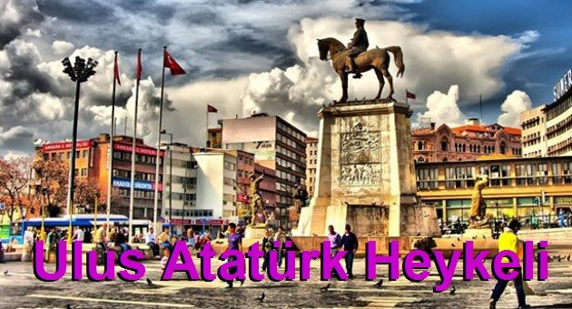 Ulus Atatürk Heykeli
