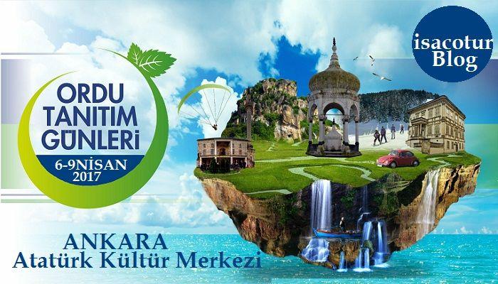 Ankara Akm Ordu Tanıtım Günleri