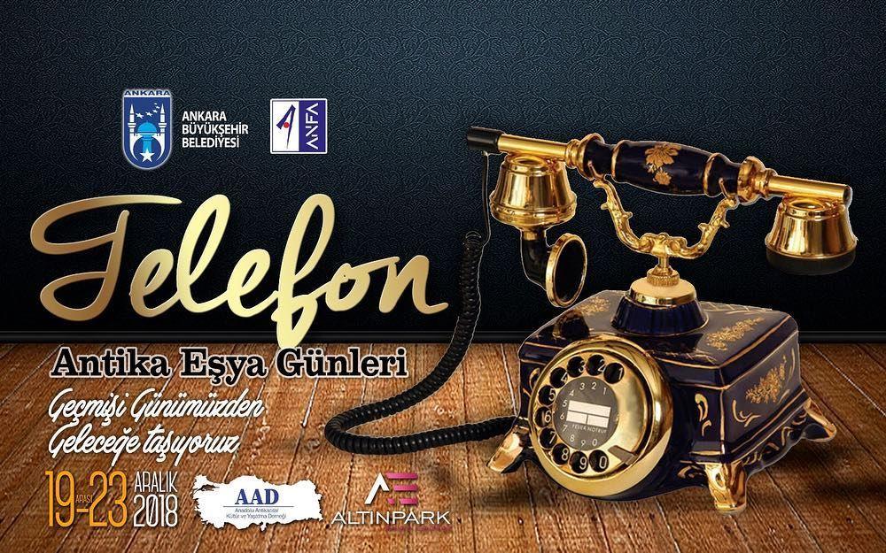 "Ankara ""Antika Eşya Günleri"" telefon"