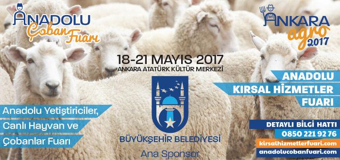 Anadolu Çoban Fuarı Ankara Akm
