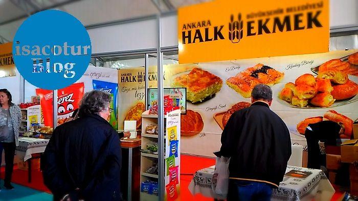 Ankara Halk Ekmek Uluslararası Ekmek Festivalinde