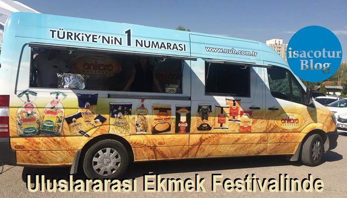 Ankara Makarna Uluslararası Ekmek Festivali