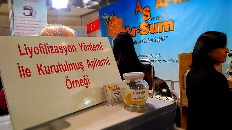 4.Armasad Türkiye Arıcılık Fuarı 2018 Resimleri Ar-Sum Apilamil