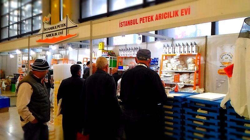 4.Armasad Türkiye Arıcılık Fuarı 2018 Resimleri istanbul petek arıcılık evi