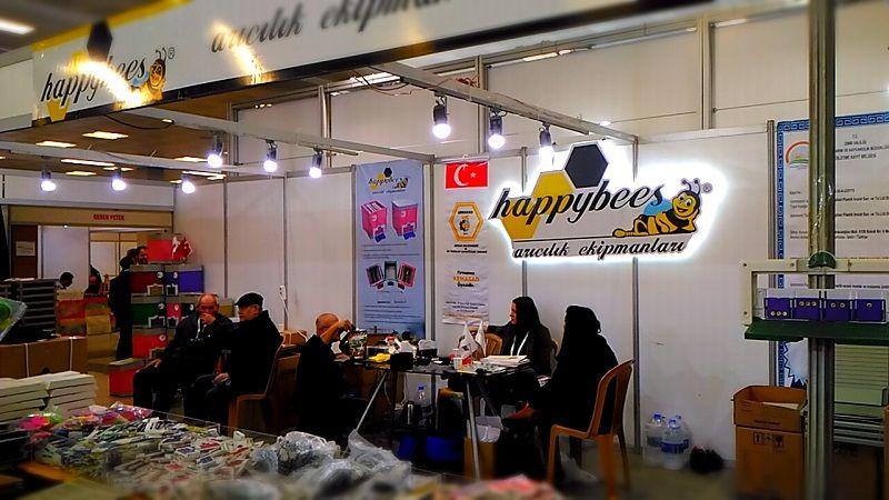 4.Armasad Türkiye Arıcılık Fuarı 2018 Resimleri Happybess