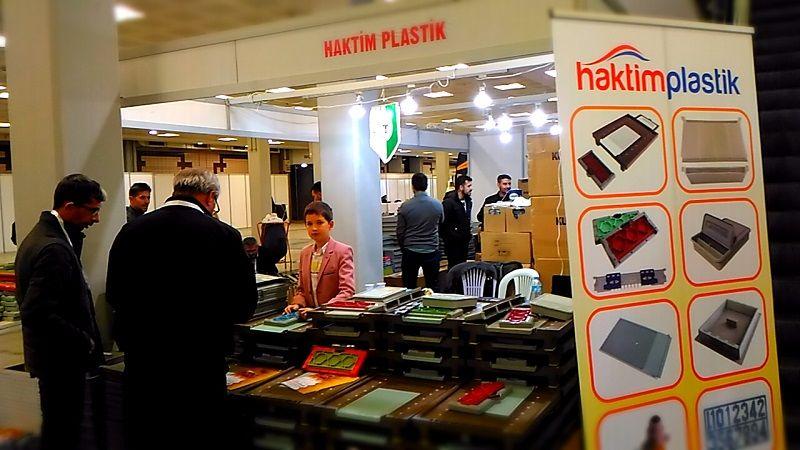 4.Armasad Türkiye Arıcılık Fuarı 2018 Resimleri haktim plastik