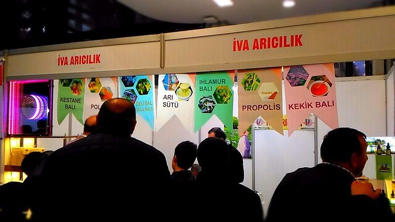 4.Armasad Türkiye Arıcılık Fuarı 2018 Resimleri İva Arıcılık