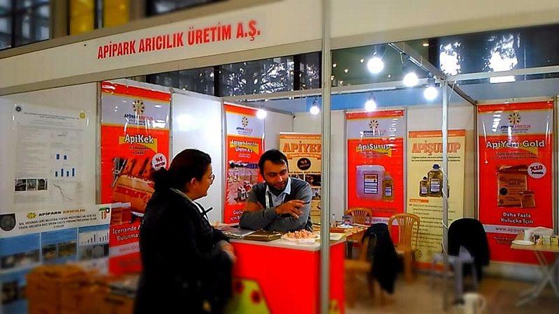 4.Armasad Türkiye Arıcılık Fuarı 2018 Resimleri Apipark Arıcılık