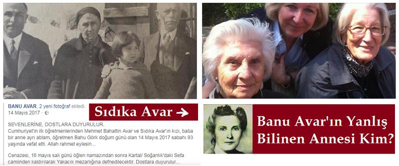 Banu Avar'ın Annesi Kimdir