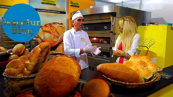 Başkent Fırın Makine Uluslararası Ekmek Festivalinde