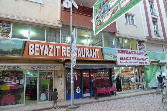 Beyazıt Restorant Doğubayazıt Abdigör Köftesi