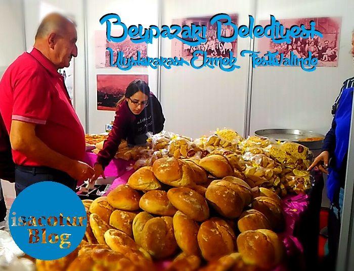 Beypazarı Belediyesi Uluslararası Ekmek Festivalinde