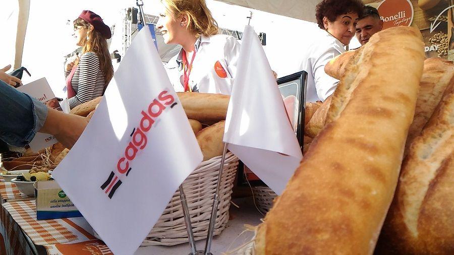 Bonelli Ekmek Uluslararası 2.Ekmek Festivalinde