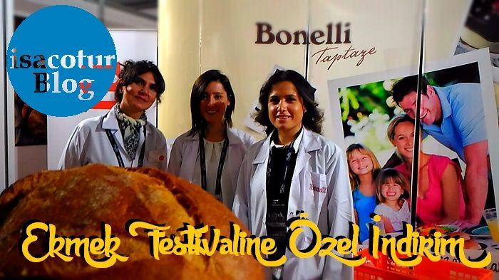 Bonelli Uluslararası Ekmek Festivalinde